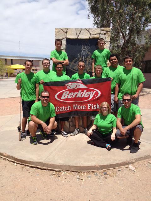 Winners Announced in Berkley High School Fishing Club Challenge